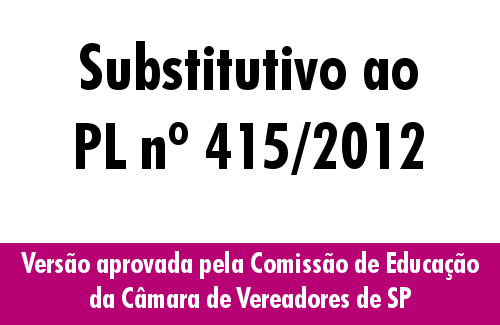 PME - Versão aprovada na Comissão de Educação